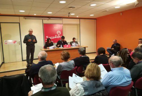 Asamblea local PSOE Teruel