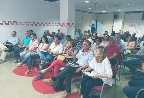 EL COMITÉ PROVINCIAL DEL PSOE TERUEL APRUEBA PROPONER A MANUEL RANDO COMO CANDIDATO A LA PRESIDENCIA DE LA DPT.