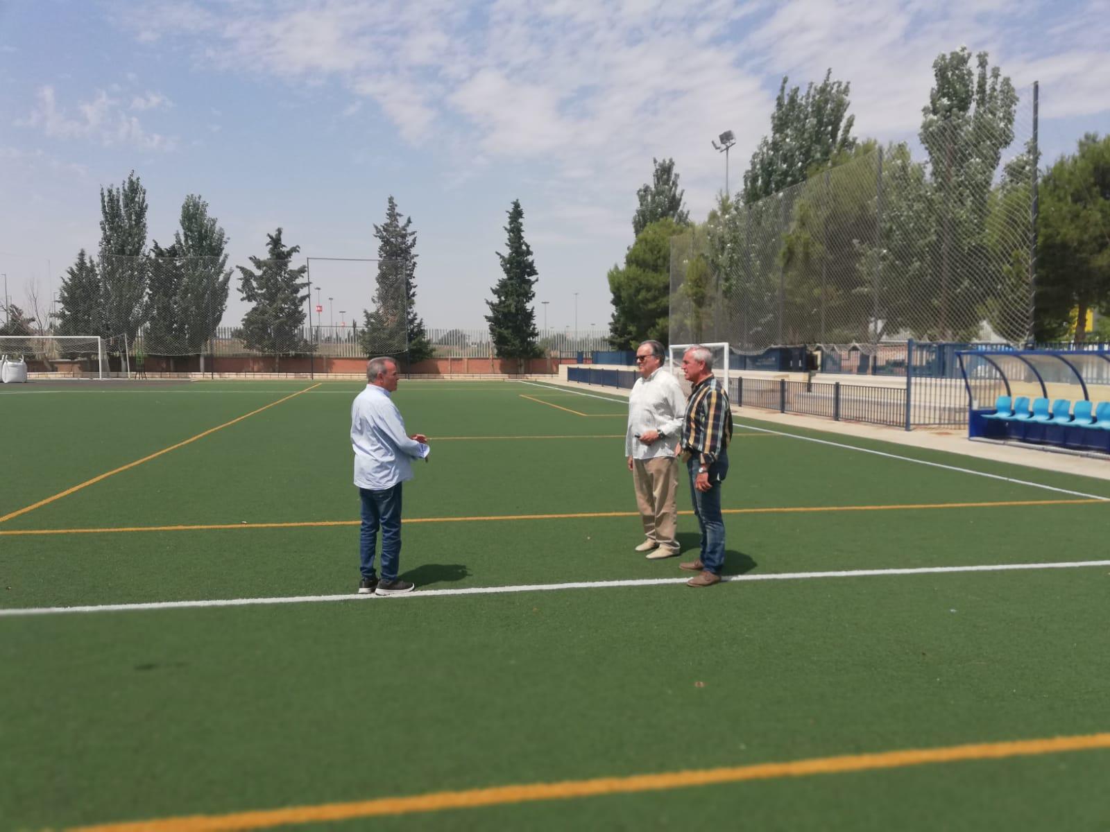 campos de fútbol de la fuenfresca