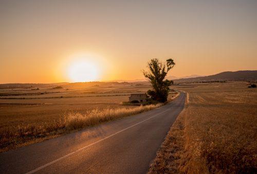Fomento formaliza el contrato de las obras de la Variante de Alcorisa, en la carretera N-211