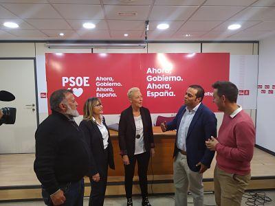 presentación campaña PSOE Teruel