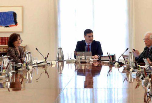El Consejo de Ministros ha aprobado hoy la aportación de 30 millones de euros para la financiación del fondo de inversiones de la provincia de Teruel para fomentar el desarrollo económico de la provincia