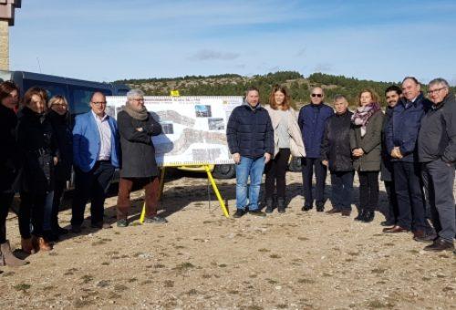 Finalizan las obras de acondicionamiento en la A-1701 tras una inversión de 5,2 millones de euros