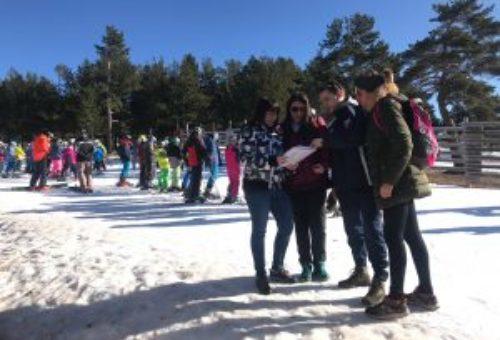 La Diputación de Teruel amplía la campaña de esquí escolar para evitar exclusiones