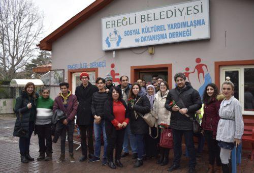 La Diputación de Teruel comparte experiencias de emprendimiento femenino en Turquía