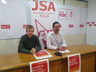 juventudes socialistas de teruel
