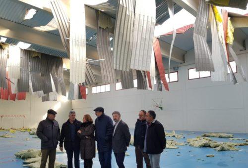 El Ministerio de Política Territorial destina 4 millones para paliar los daños de Gloria en la provincia de Teruel