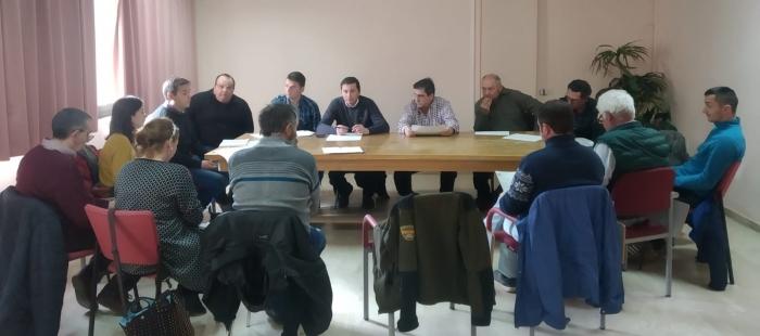reunion gobierno Aragón