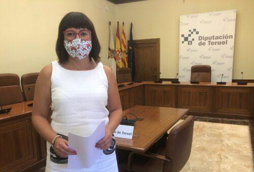 Susana Traver diputada provincial de educacion
