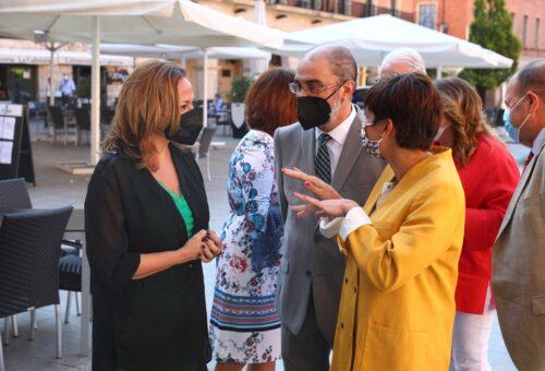 """Mayte Pérez: """"El FITE demuestra que las políticas públicas son imprescindibles para impulsar proyectos estratégicos"""""""