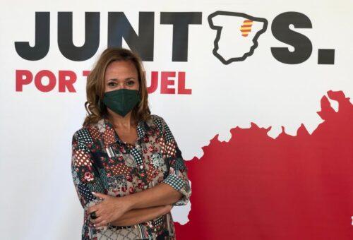 Mayte Pérez, única precandidata para la secretaría general del PSOE Teruel